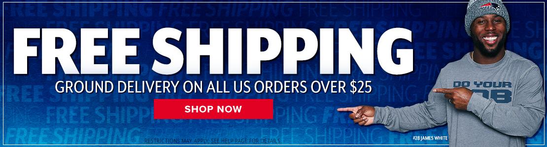 2018 December Free Shipping