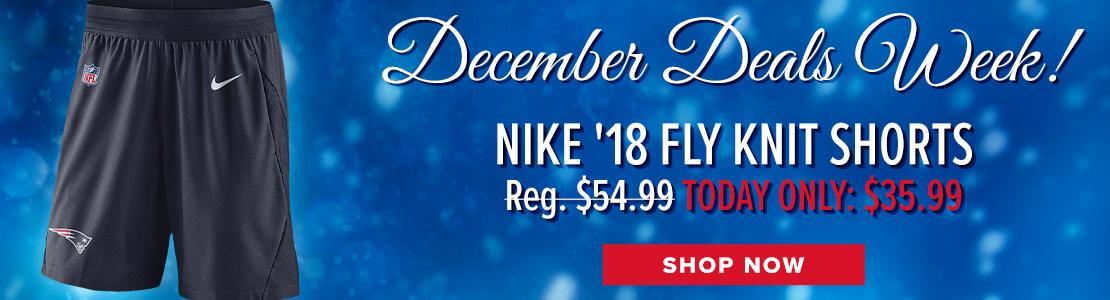 December Deal - 6 Nike Shorts