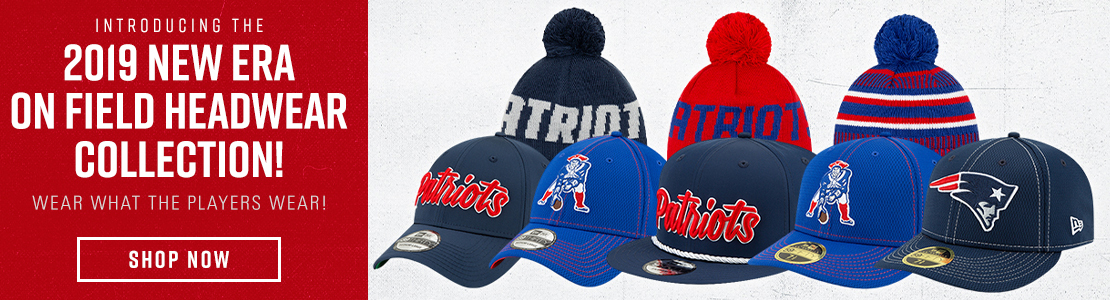 2019 New Era Field Caps