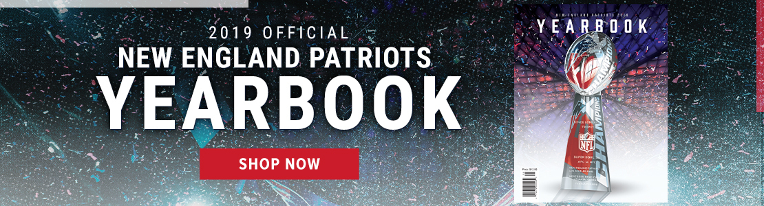 2019 Patriots Yearbook