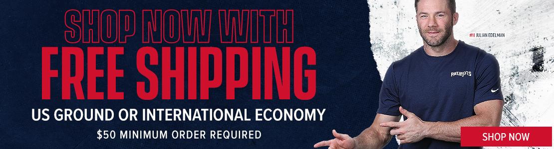 2020 Free Shipping - $50 Min